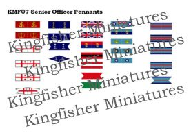 Senior Officer Pennants